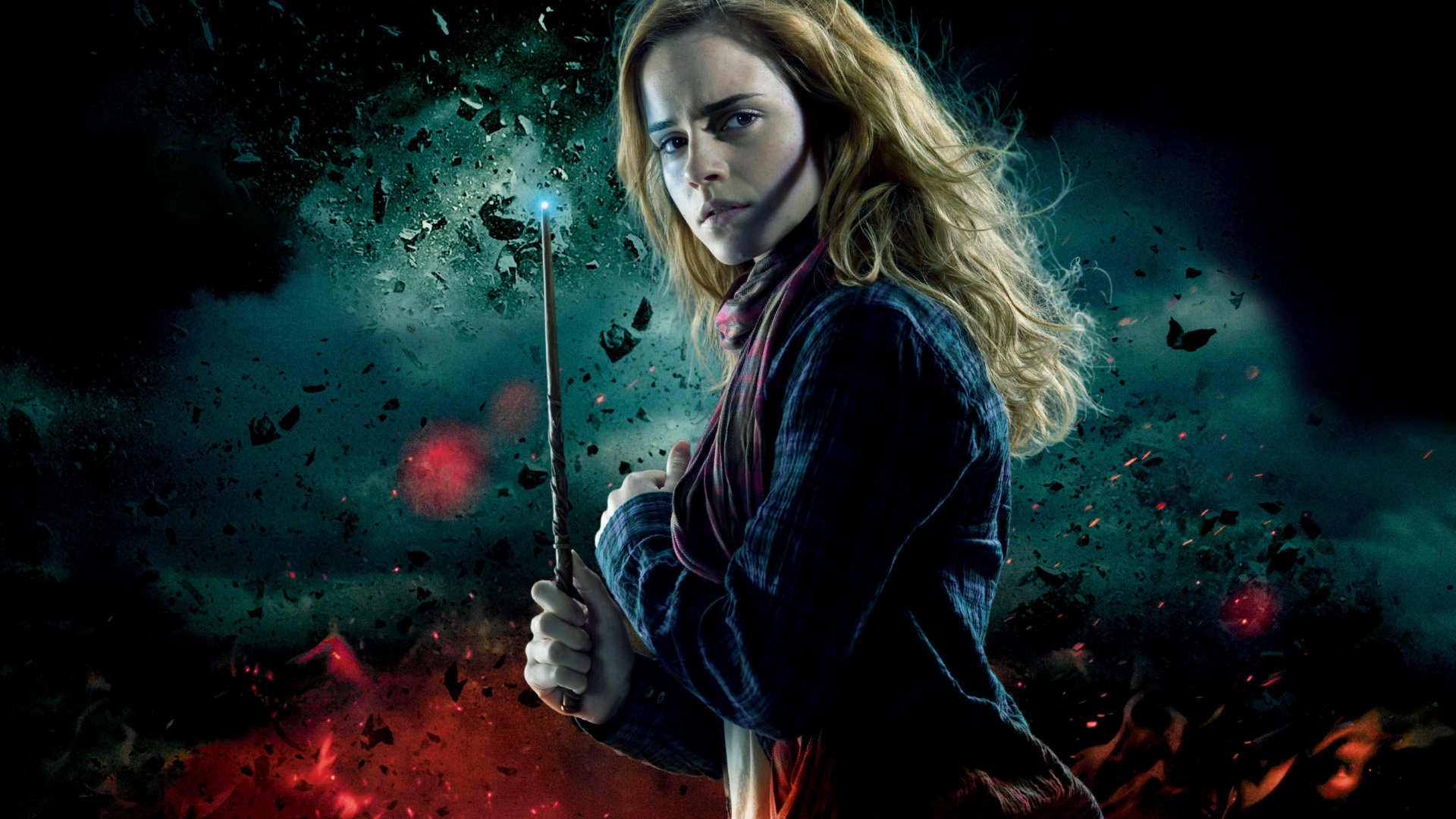 Free Harry Potter And The Deathly Hallows - Hd Wallpapers Harry Potter - HD Wallpaper