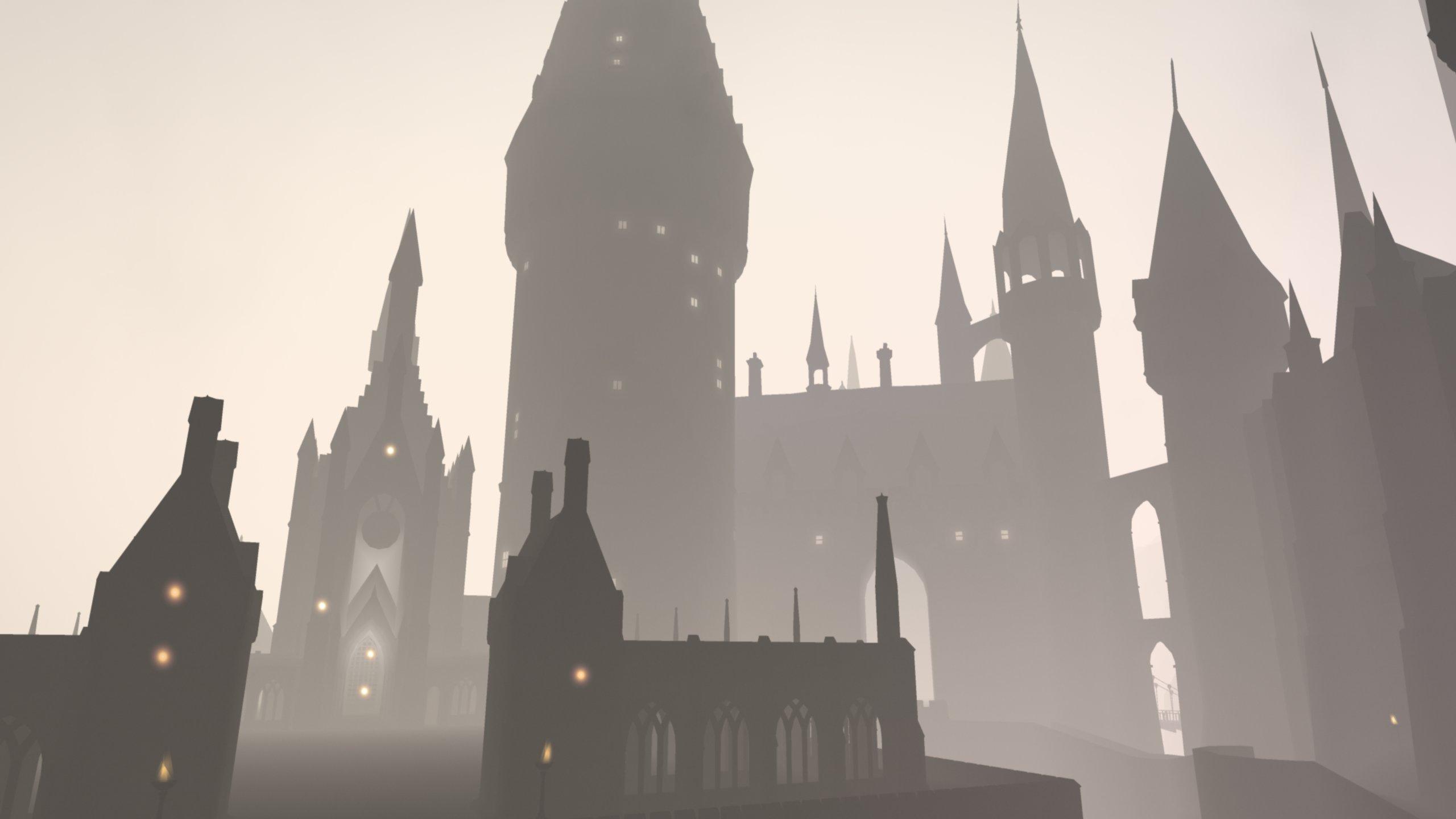 Harry Potter Pottermore Explore Hogwarts S Wallpaper - Minimalist Harry Potter Desktop Wallpaper Hd - HD Wallpaper