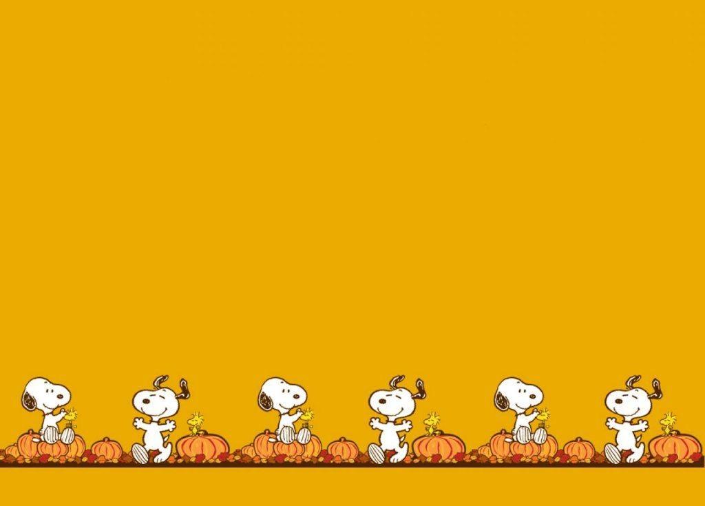 Halloween Wallpaper Snoopy Happy Thanksgiving Employees 1024x735 Wallpaper Teahub Io