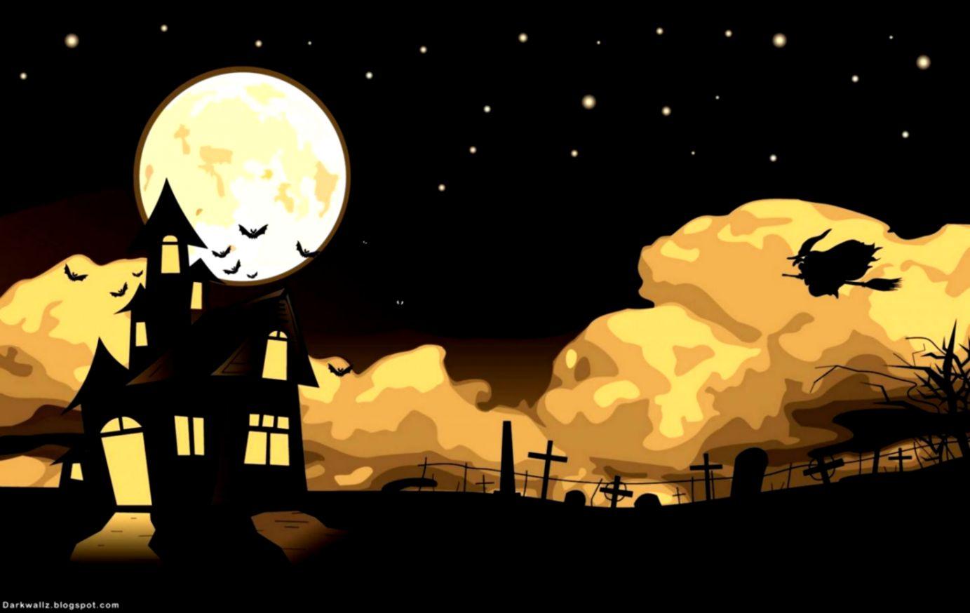 35 Free Halloween Backgrounds Hd For Desktop Iphone Halloween Desktop Backgrounds 1383x874 Wallpaper Teahub Io