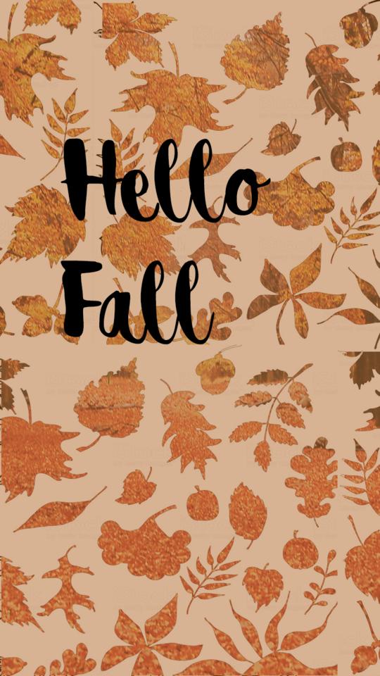 Girly Fall Backgrounds 540x960 Wallpaper Teahub Io