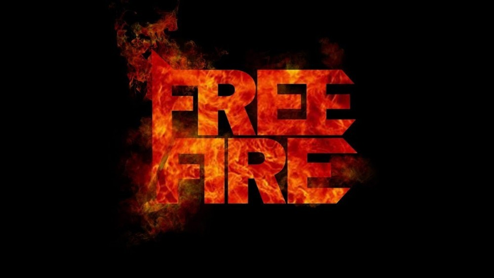 Free Fire Wallpaper Logo 1000x562 Wallpaper Teahub Io
