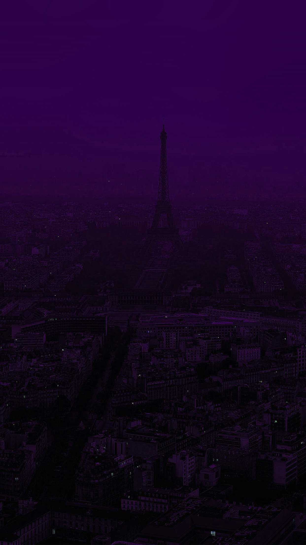 27+ Dark City Wallpaper Purple PNG