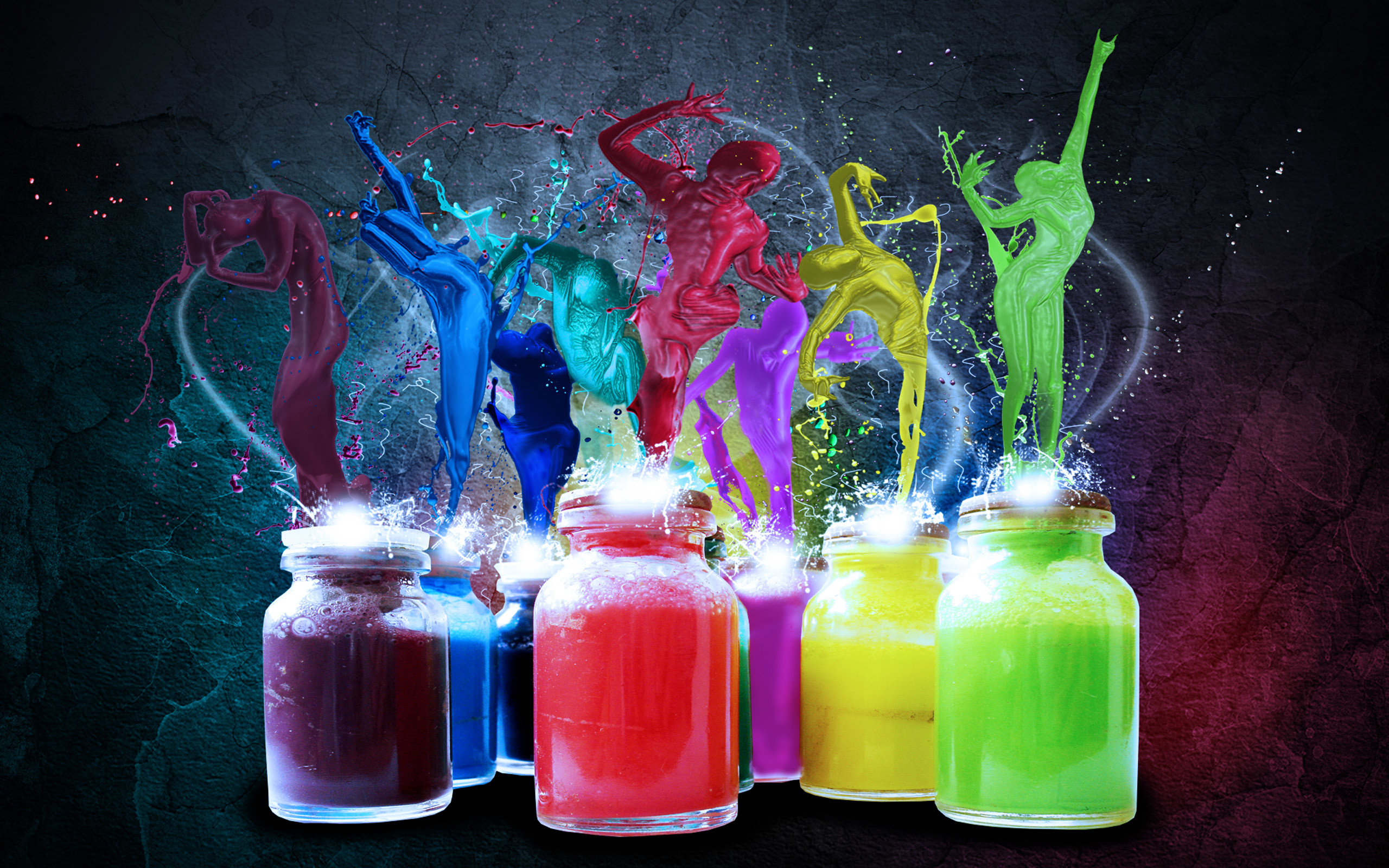 Hd Wallpaper - Colorful Images High Resolution - HD Wallpaper