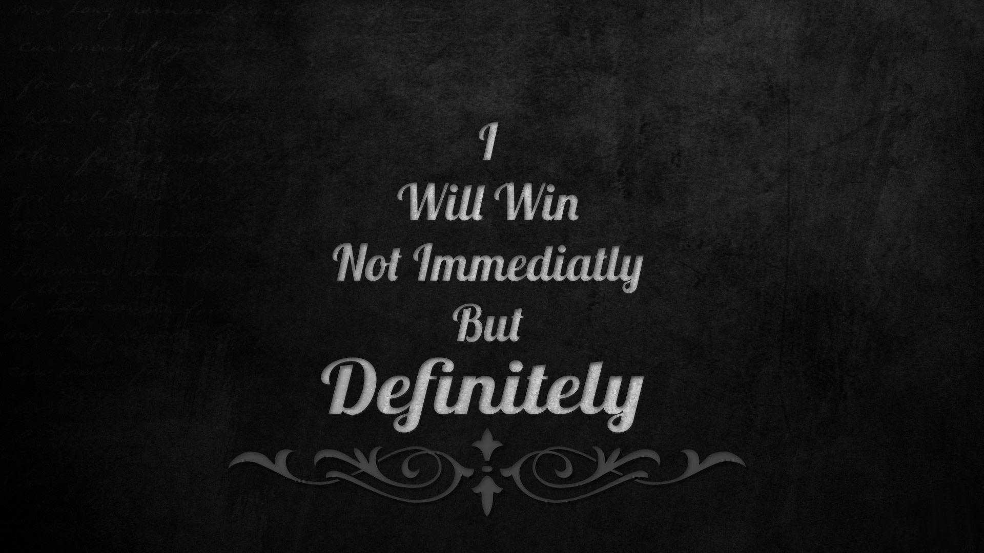 Inspirational Quotes Wallpaper Hd Free Download - HD Wallpaper