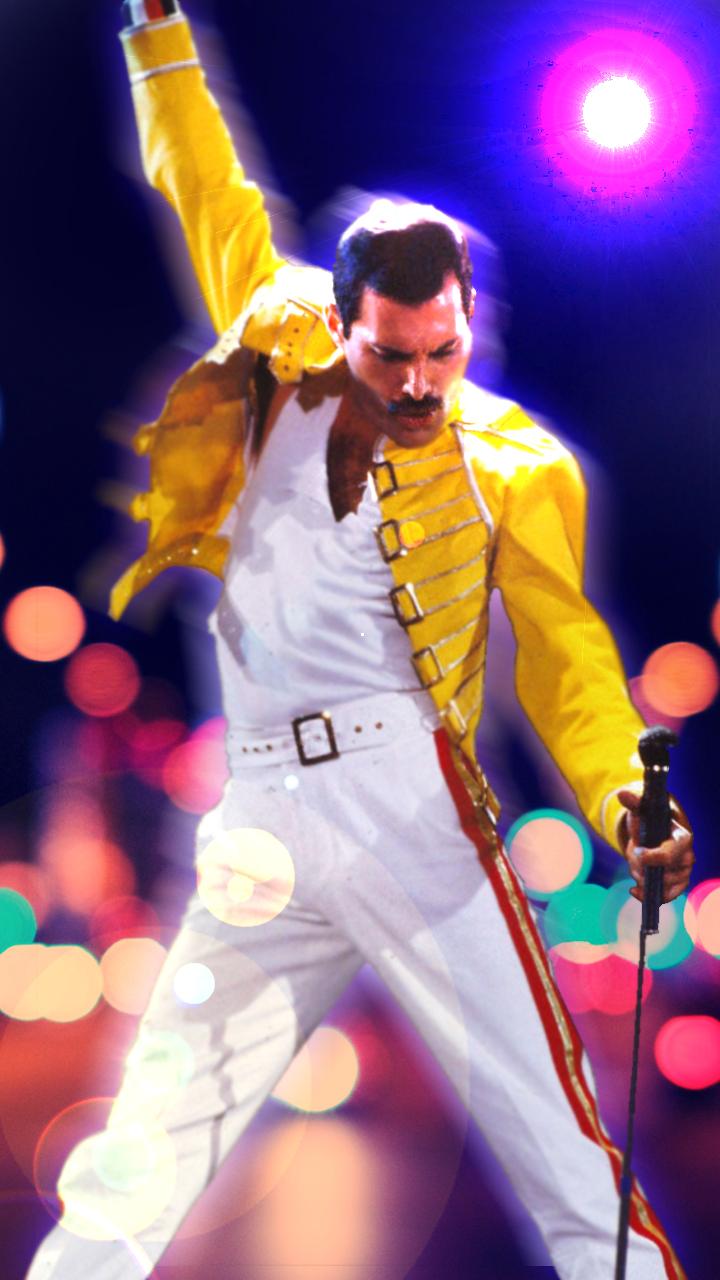 Bohemian Rhapsody Wallpaper Freddie Mercury Wallpaper Iphone 720x1280 Wallpaper Teahub Io