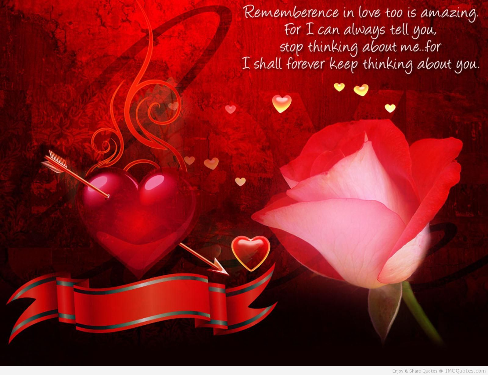 Quotes Of Sweet Love Heart Wallpaper Rhpinterestcom - Romantic Love Quotes With Rose - HD Wallpaper