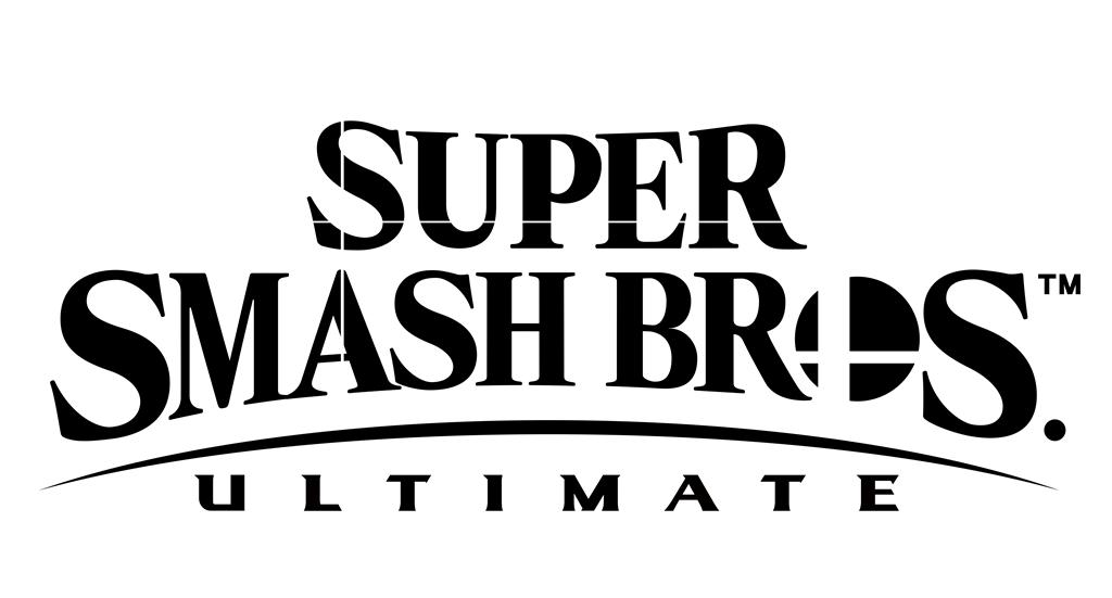 Super Smash Bros Ultimate Logo - HD Wallpaper