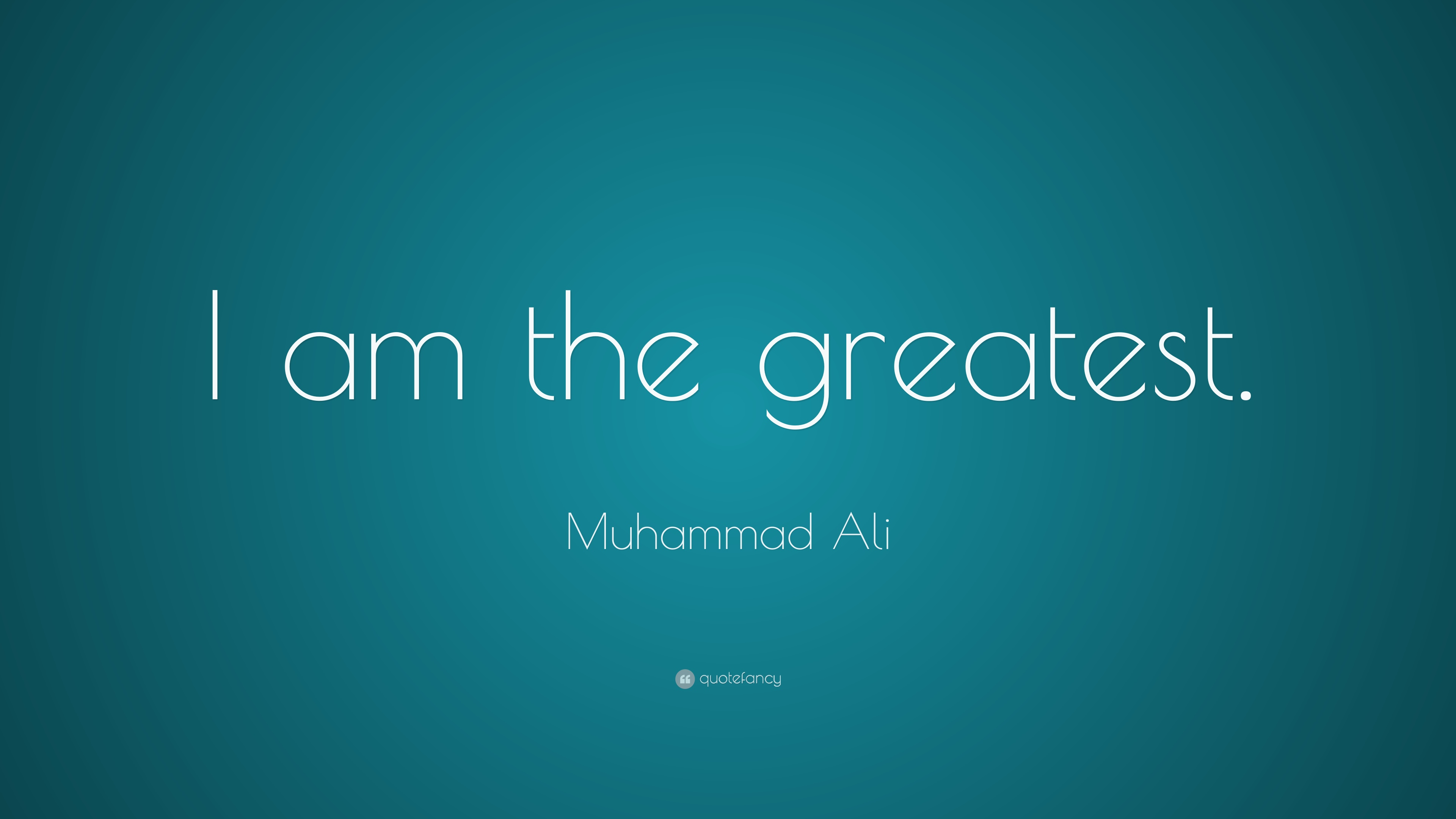 Muhammad Ali Quote - Don T Have Many Friends Quotes - HD Wallpaper