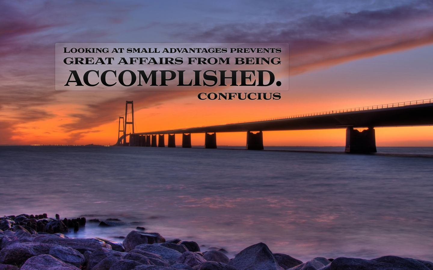 Motivation Quotes With Beautiful Background - HD Wallpaper