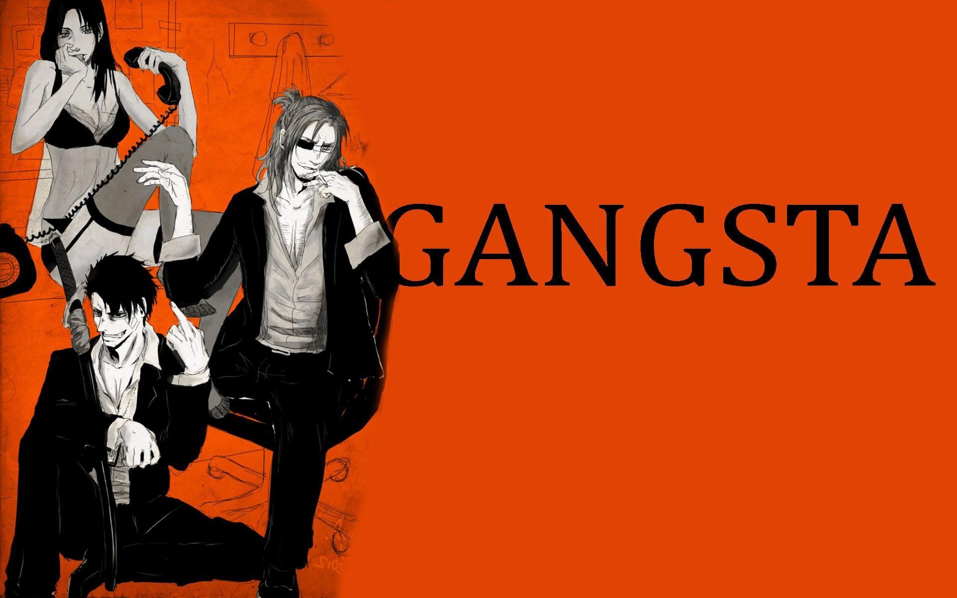 Wiki Hd Gangsta Pictures Pic Wpd004433   Data Src - Gangsta Anime Wallpaper Hd - HD Wallpaper