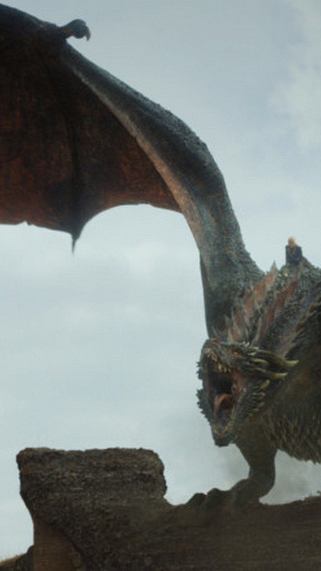 Game Of Thrones Dragons Iphone Wallpaper With High-resolution - Got Dragons Wallpaper Iphone - HD Wallpaper