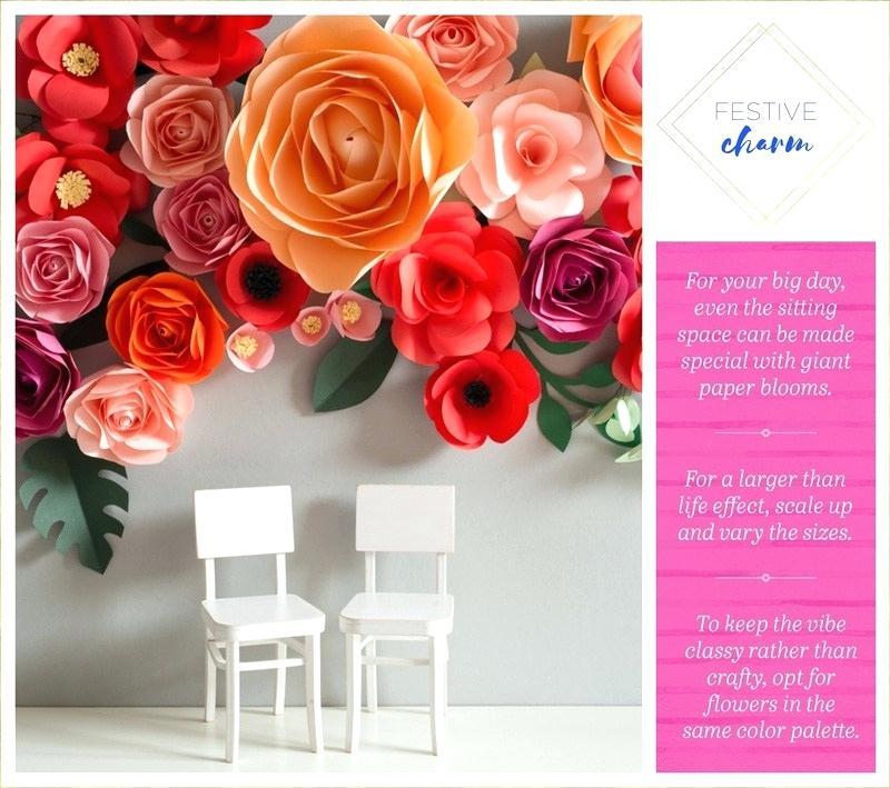 Rose Flower Wall Paper Beautiful Rose Flower Wallpaper - Paper Flower Walls Orange - HD Wallpaper