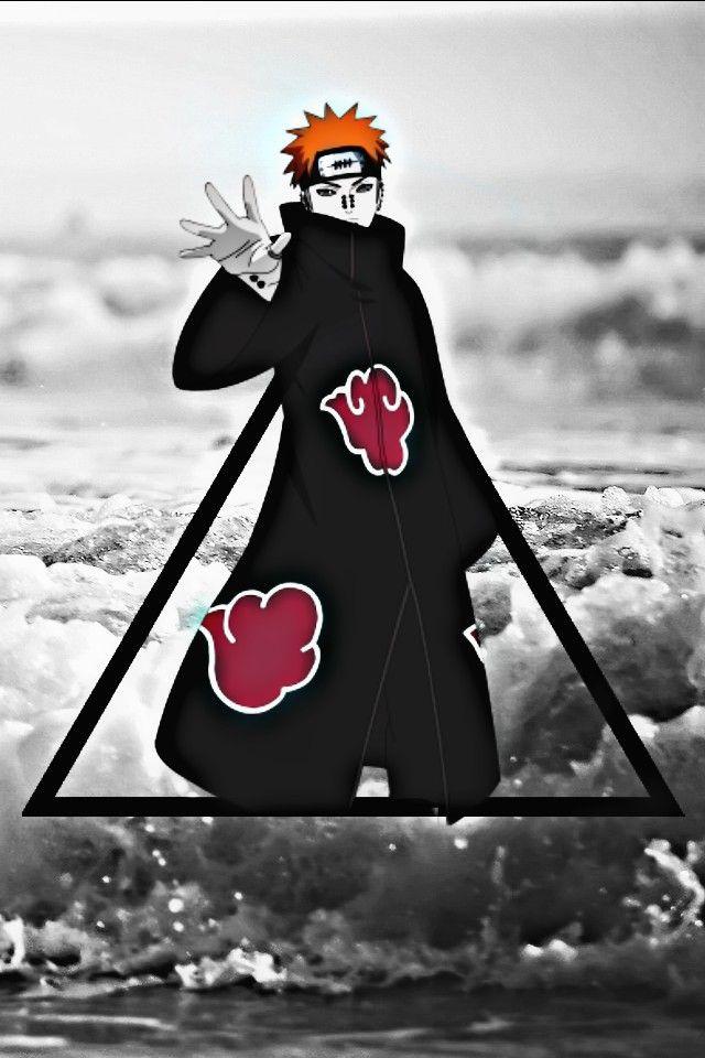 Pain Naruto 640x960 Wallpaper Teahub Io