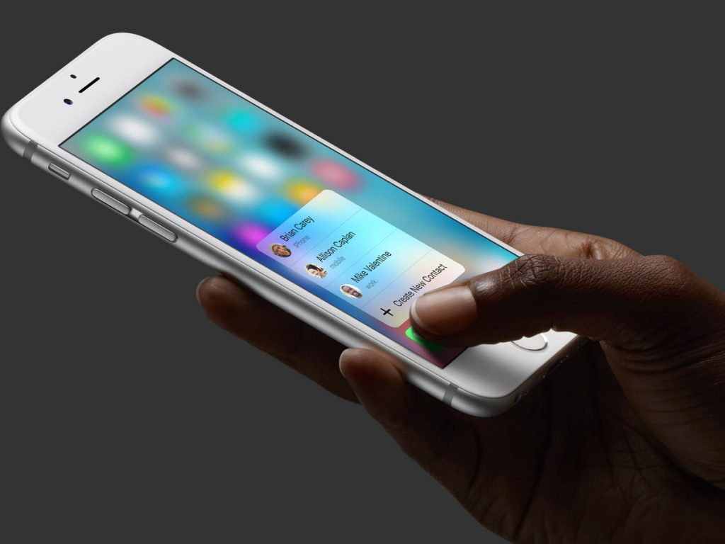 3d Touch Apps - Iphone 6s Plus Whatsapp ...