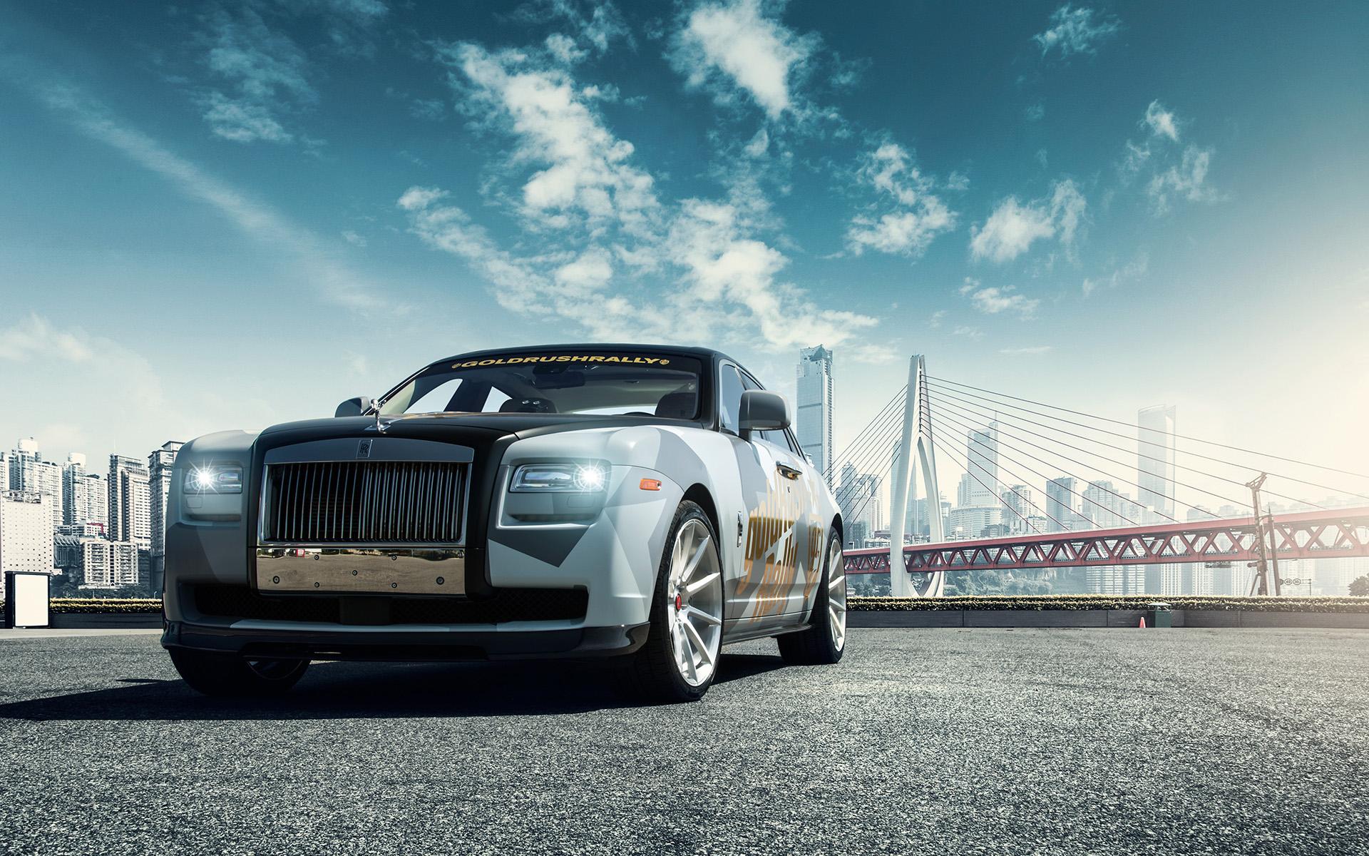 Ultra Hd Rolls Royce Ghost Wallpapers 1920x1200 Wallpaper Teahub Io