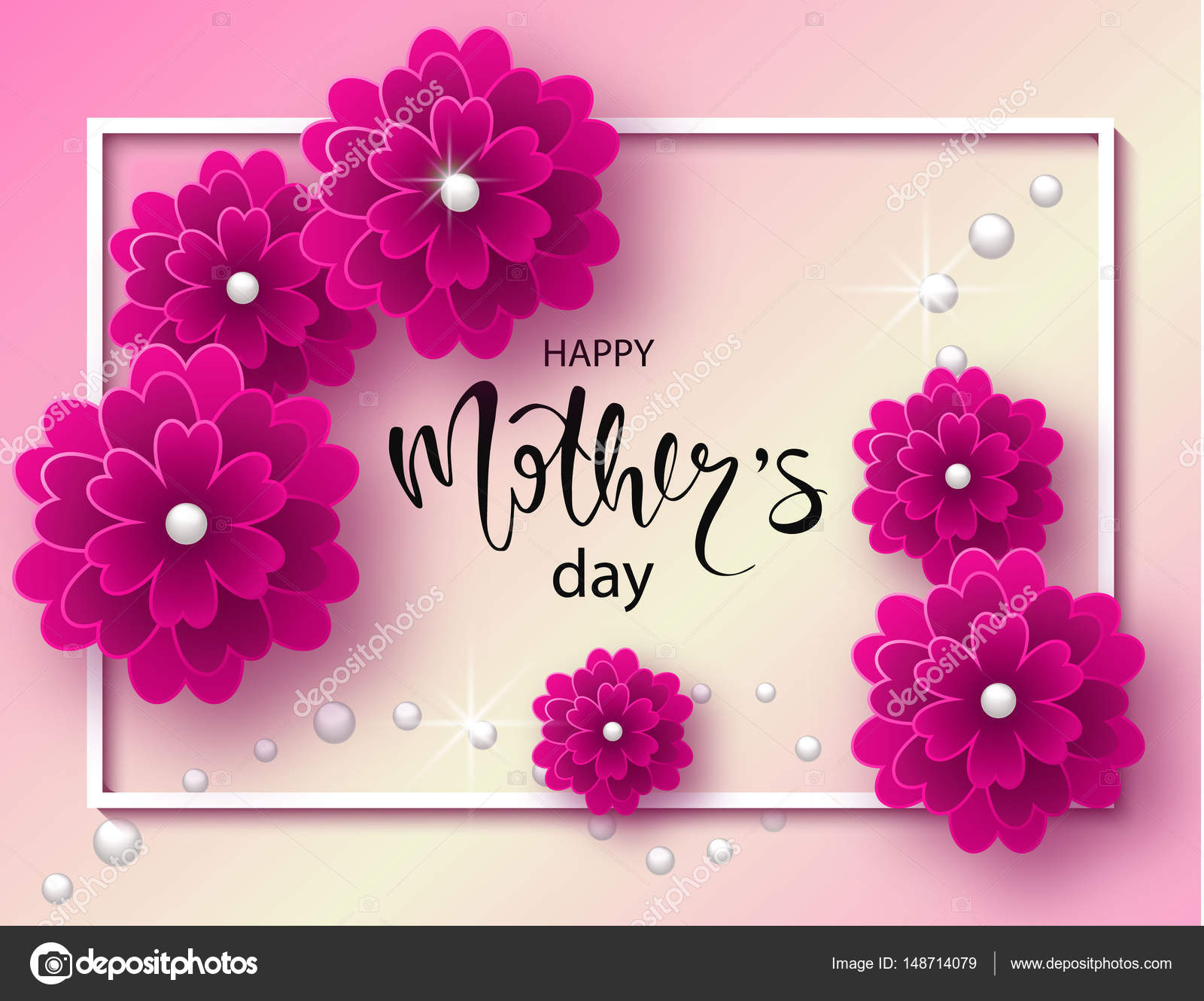 Mothersday Mother Day Background - HD Wallpaper