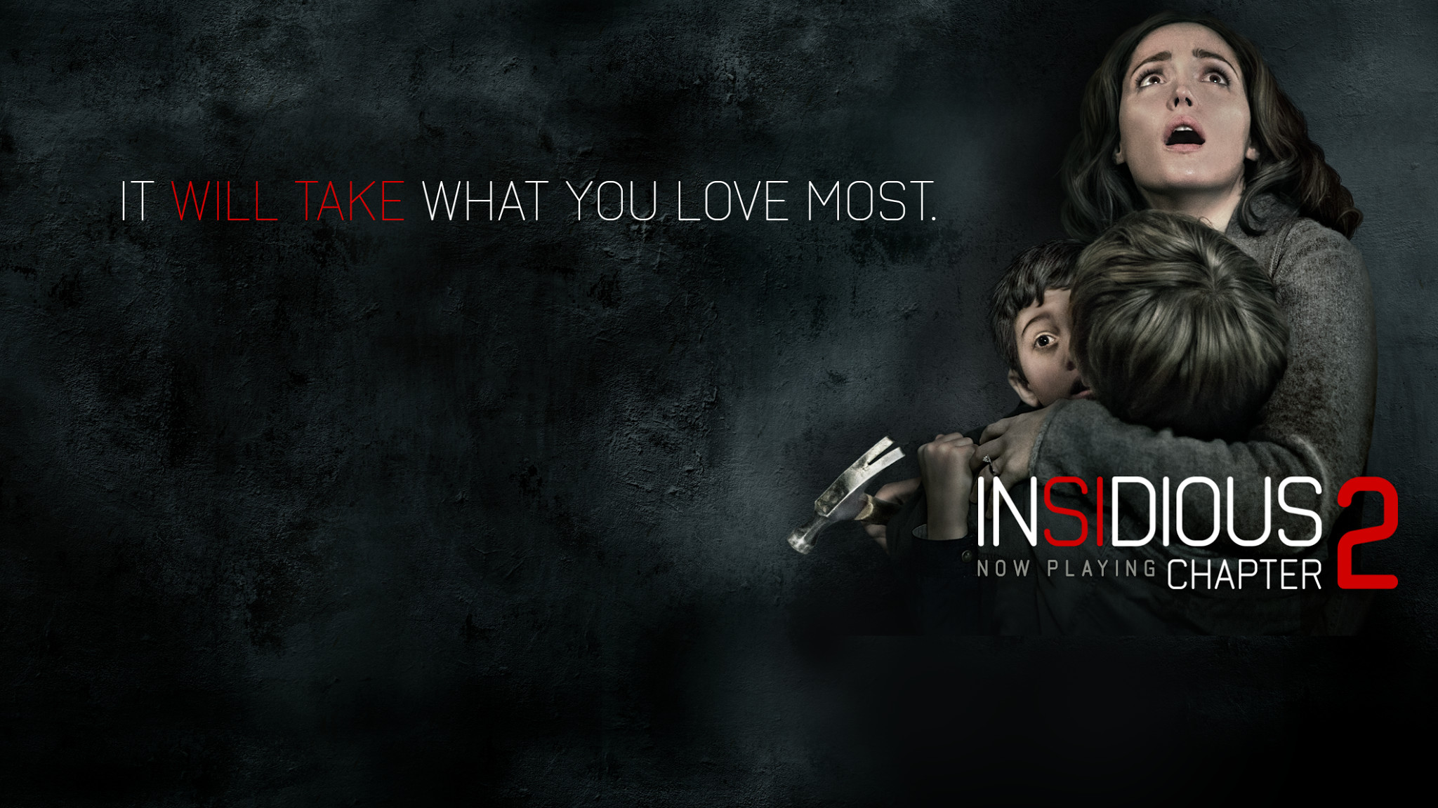 Download Insidious Horror Movie Poster Hd Wallpaper Insidious Chapter 2 2013 2048x1152 Wallpaper Teahub Io