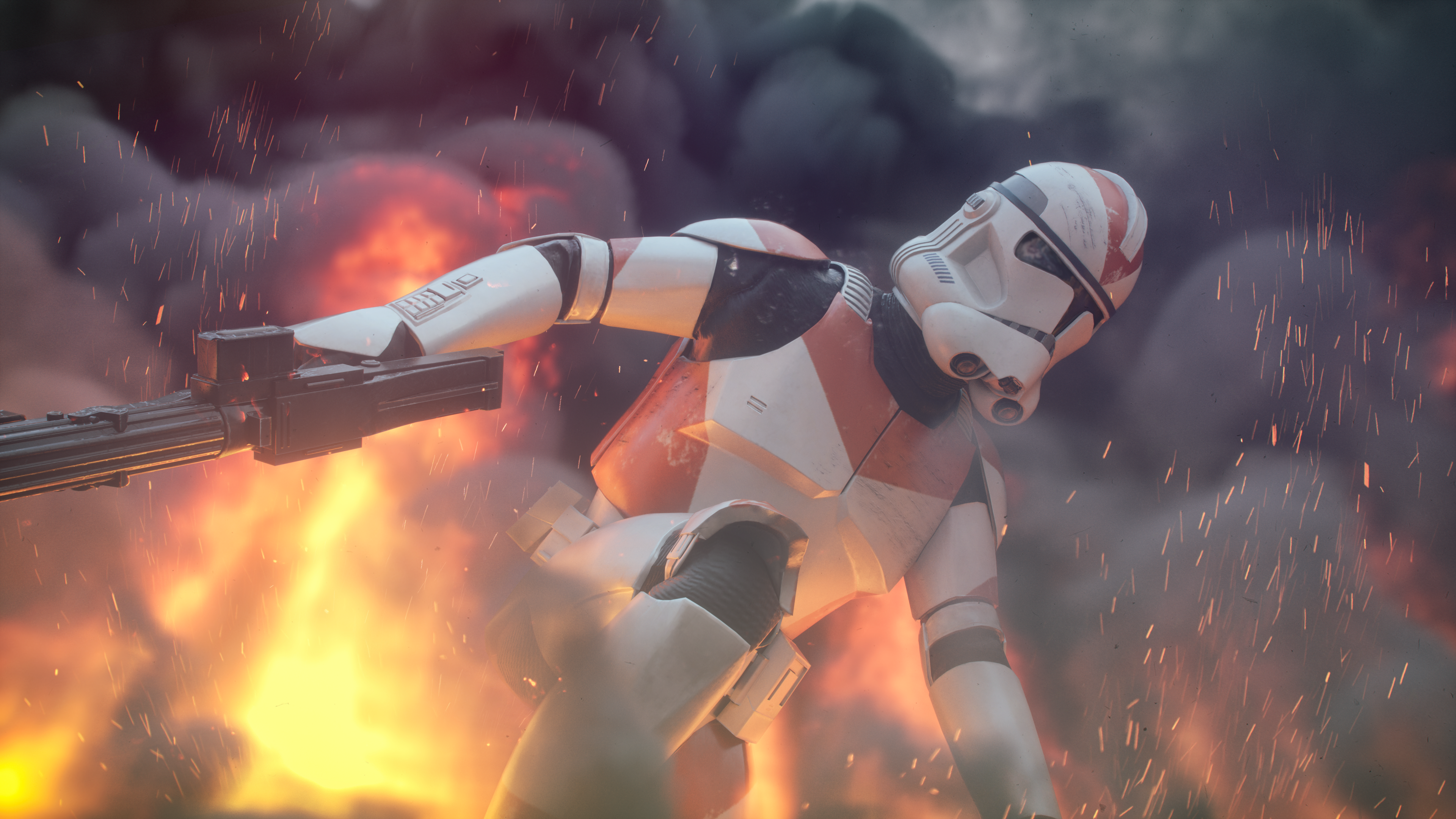 42 422473 star wars clone trooper wallpaper 4k