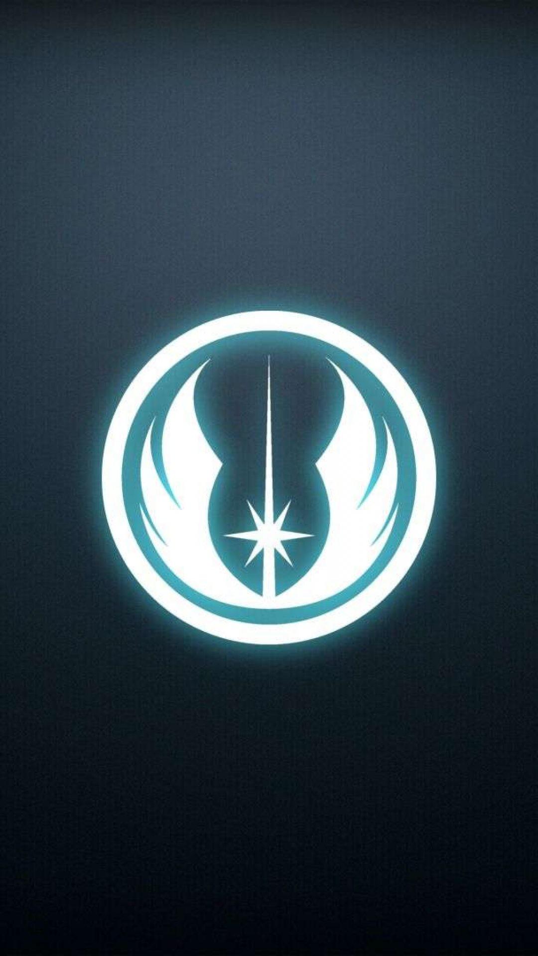 Star Wars Jedi Symbol Wallpaper Data Src Star Wars Phone Wallpaper Jedi 1080x1920 Wallpaper Teahub Io