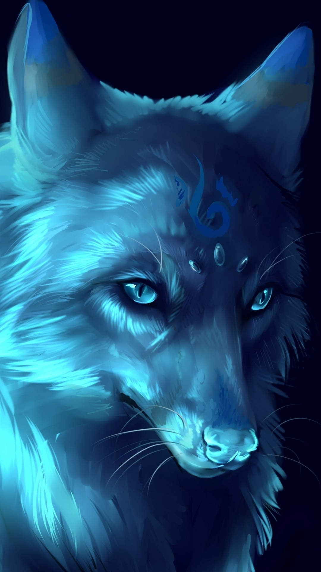 Animated Wolf Wallpapers Wallpaper   Data Src Free - Wolf Anime - HD Wallpaper