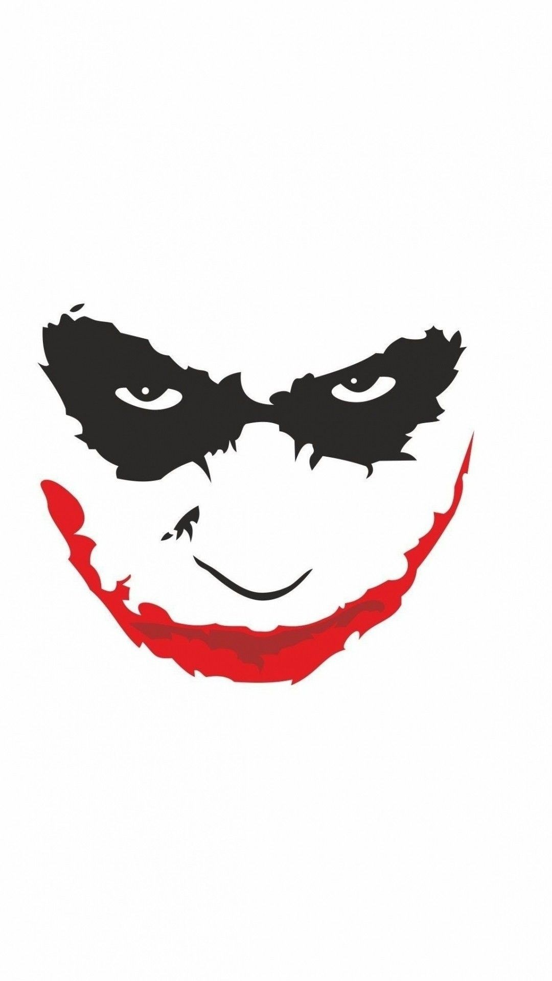 Wallpaper Joker Joker Face Image Download 1080x1920 Wallpaper Teahub Io