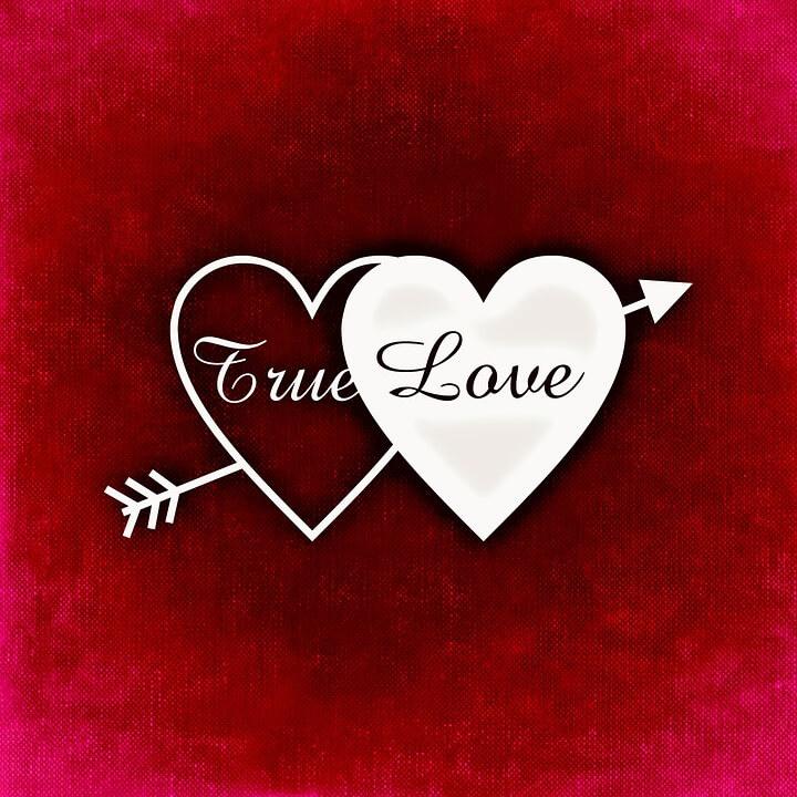 True Love Dp Images - True Love Heart - HD Wallpaper