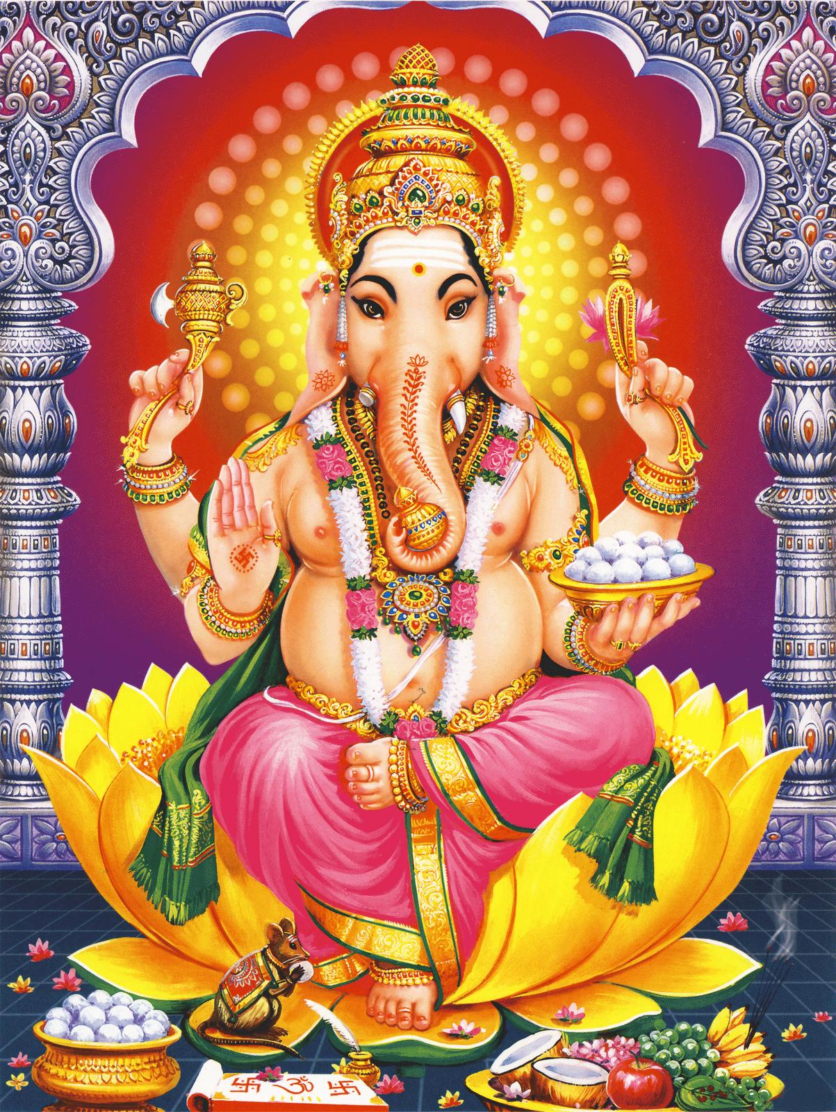 Vinayagar Hd 1203x1600 Wallpaper Teahub Io
