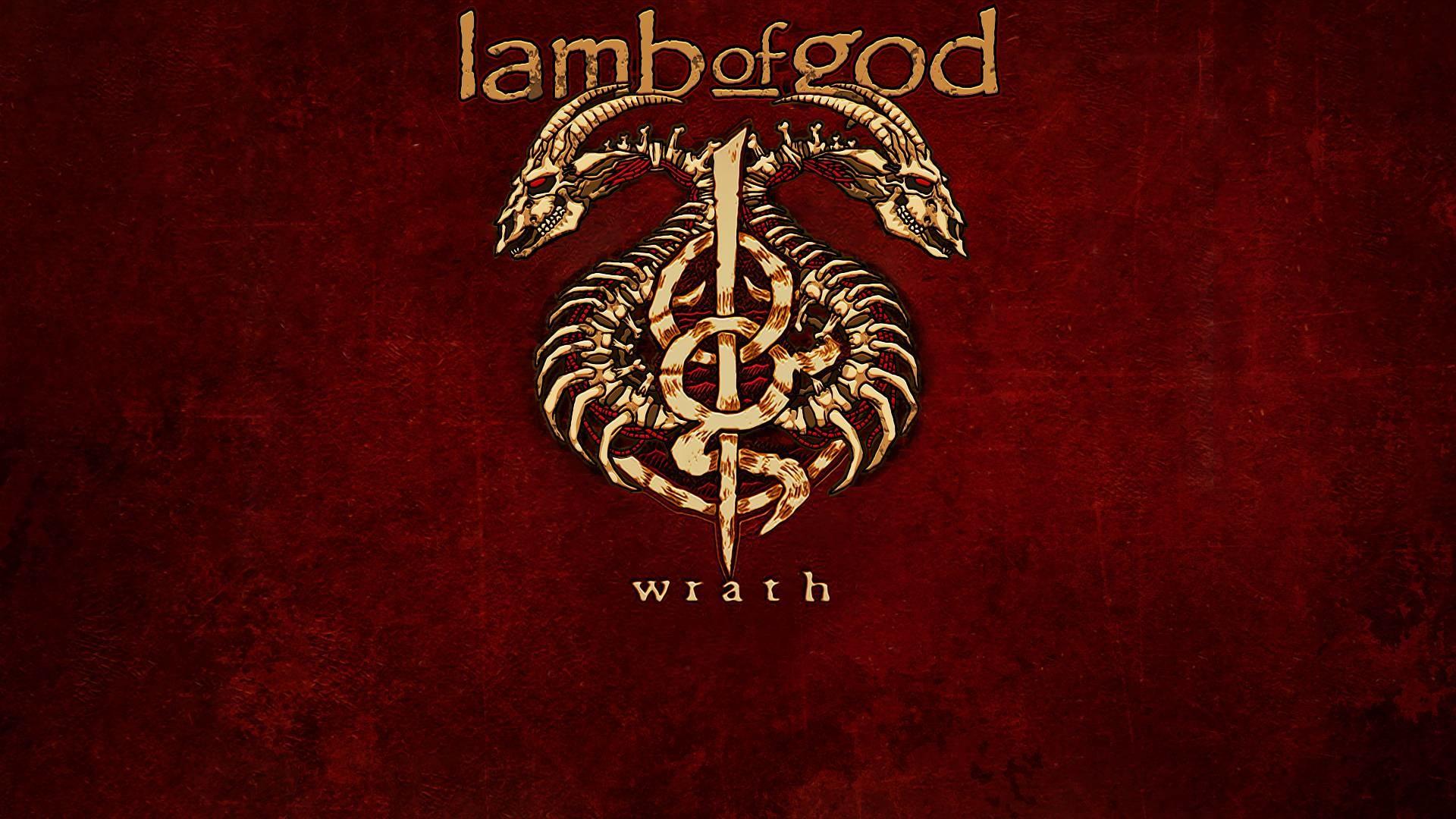 Lamb Of God Wallpaper - Lamb Of God Hd - HD Wallpaper