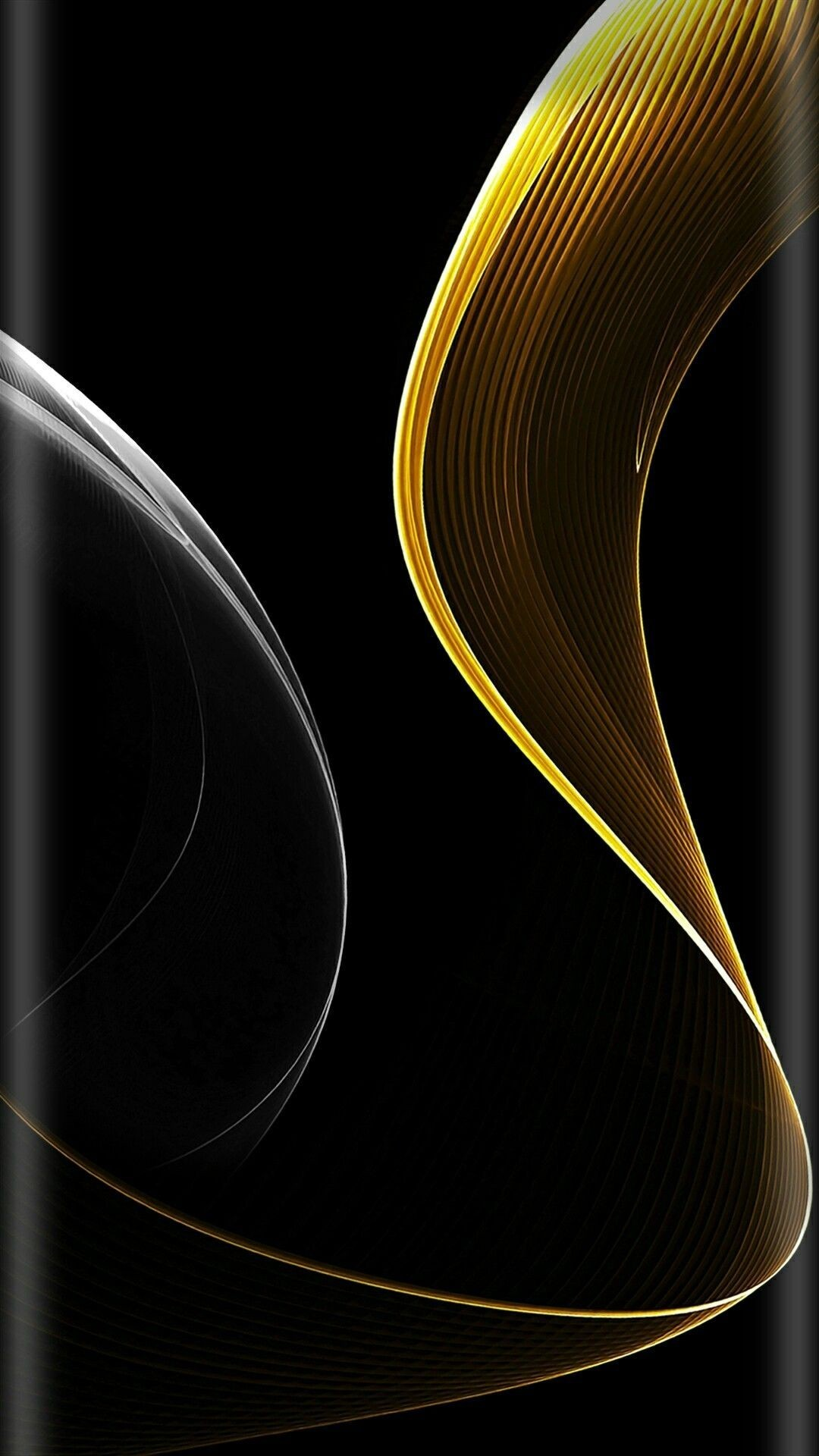 Wallpaper Samsung Gold Wallpaper Wallpaper Backgrounds Black Gold Hd Android 1080x1920 Wallpaper Teahub Io