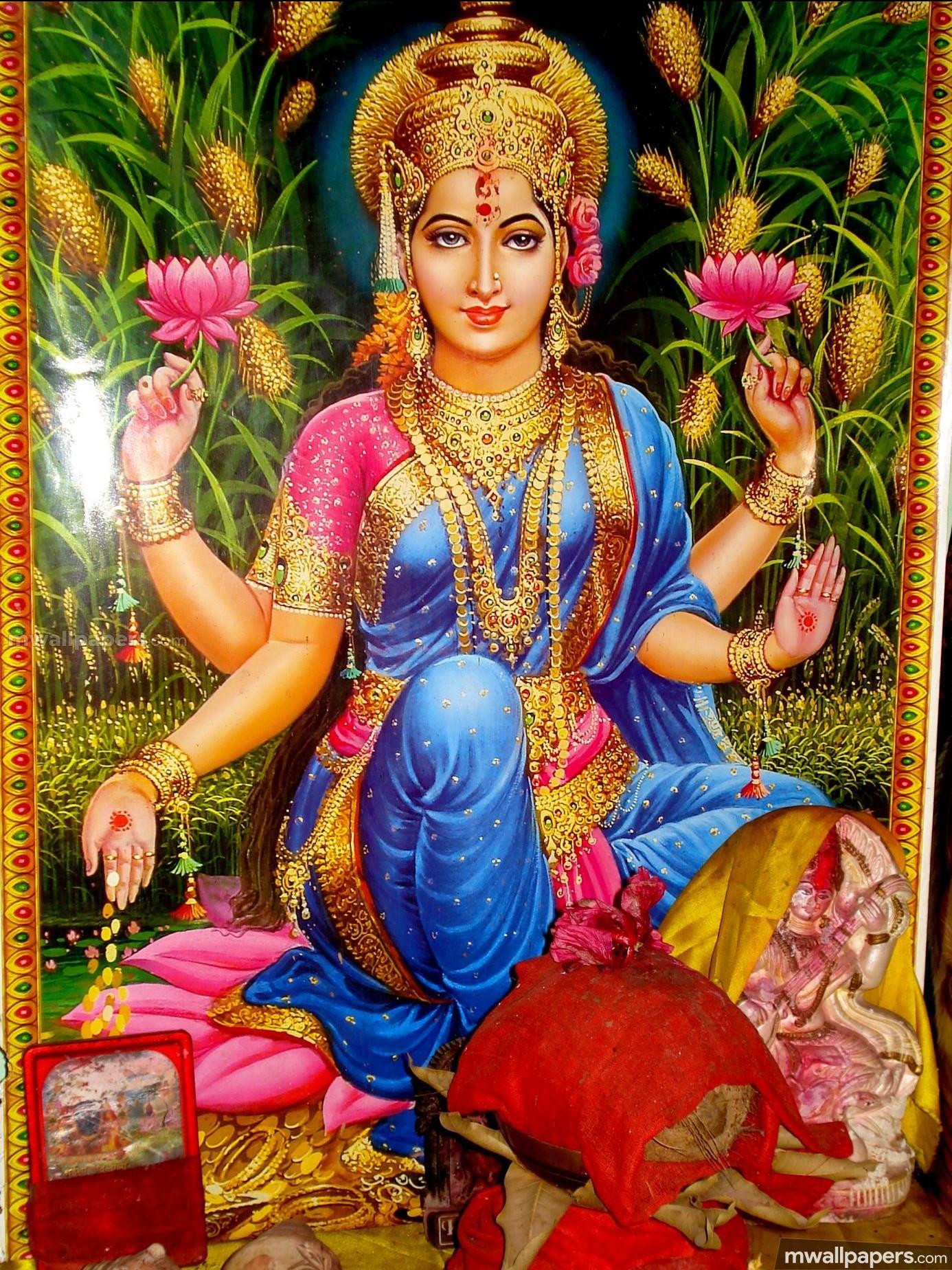 Goddess Lakshmi Best Hd Photos (13549) - Hinduism And Brahmanism - HD Wallpaper