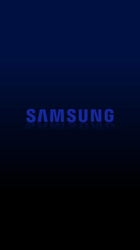 Samsung Logo Wallpaper 4k 540x960 Wallpaper Teahub Io