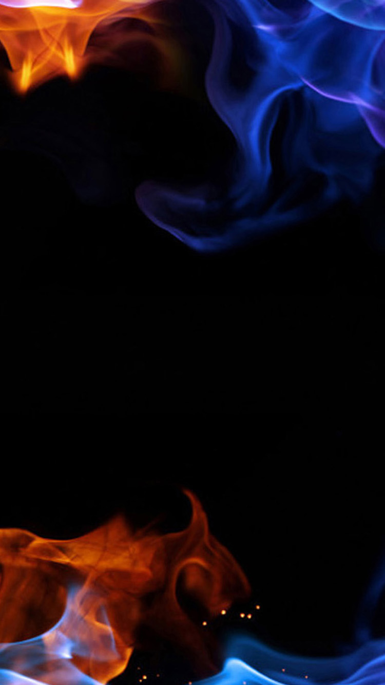 Black In Color Clouds Iphonewallpapers Hd Wallpapers Best Fire Background 750x1334 Wallpaper Teahub Io