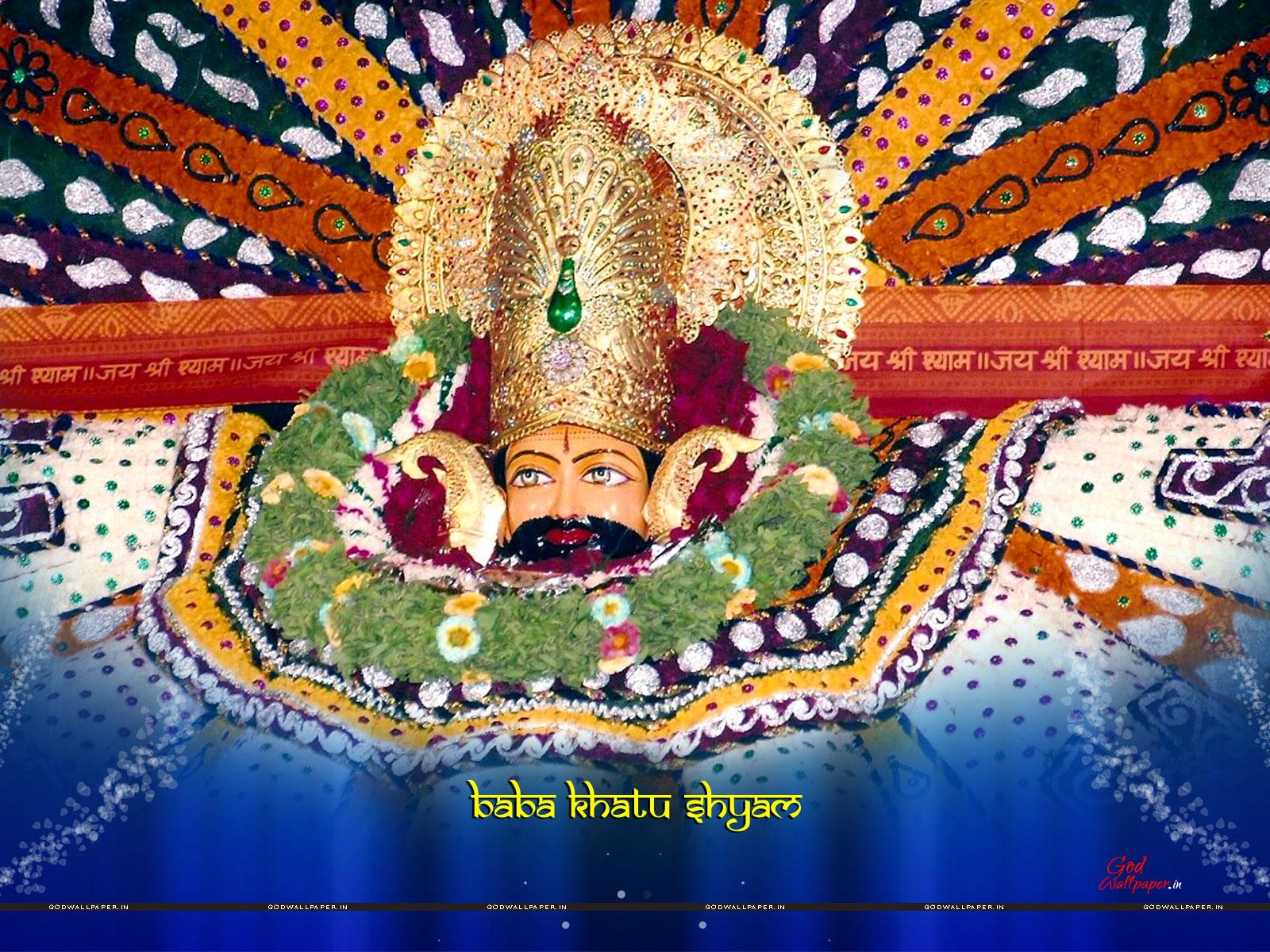 Khatu Shyam Image Hd 1600x1200 Wallpaper Teahub Io