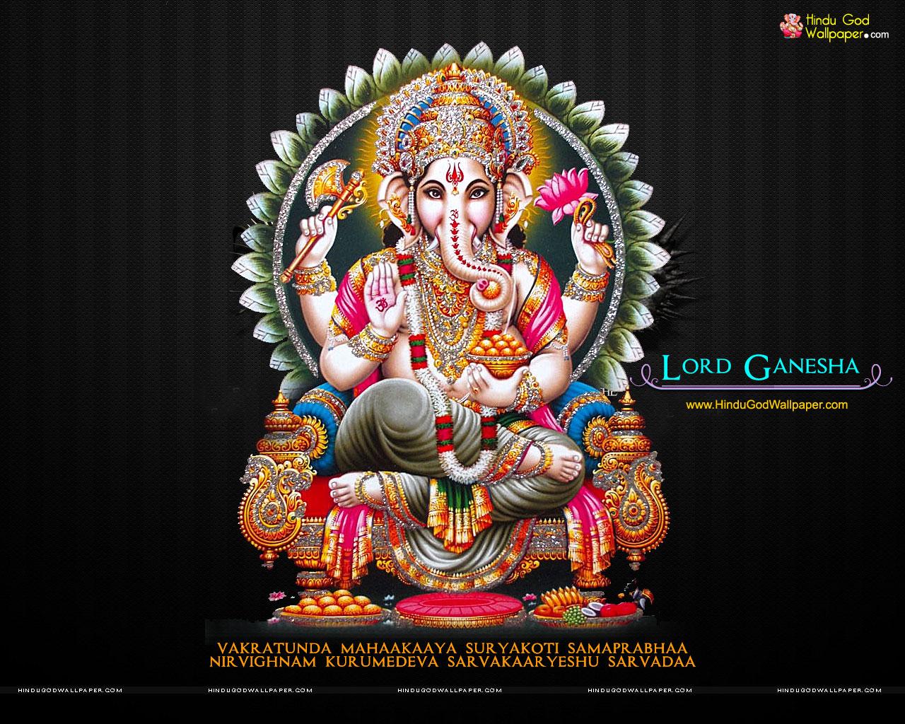 Lord Ganesha Mobile Wallpaper Mobile Wallpapers Download - Full Hd Vinayagar Images Hd 1080p - HD Wallpaper
