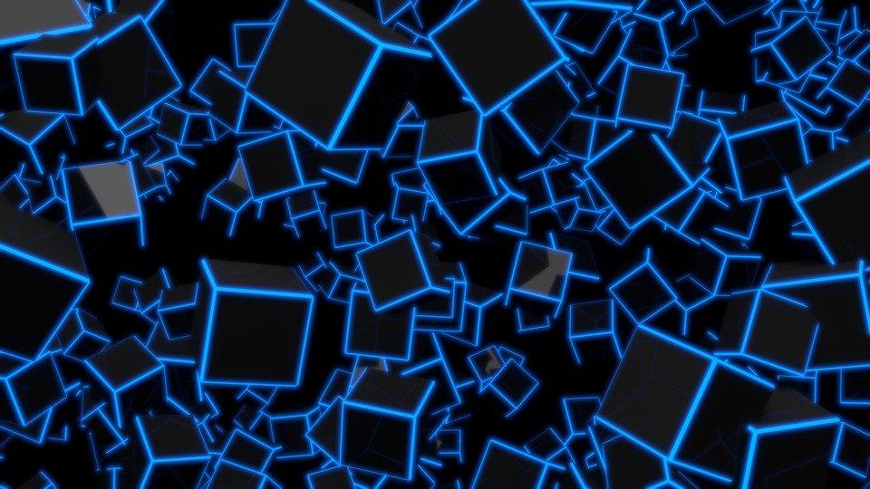 View Cube Wallpaper 4K JPG