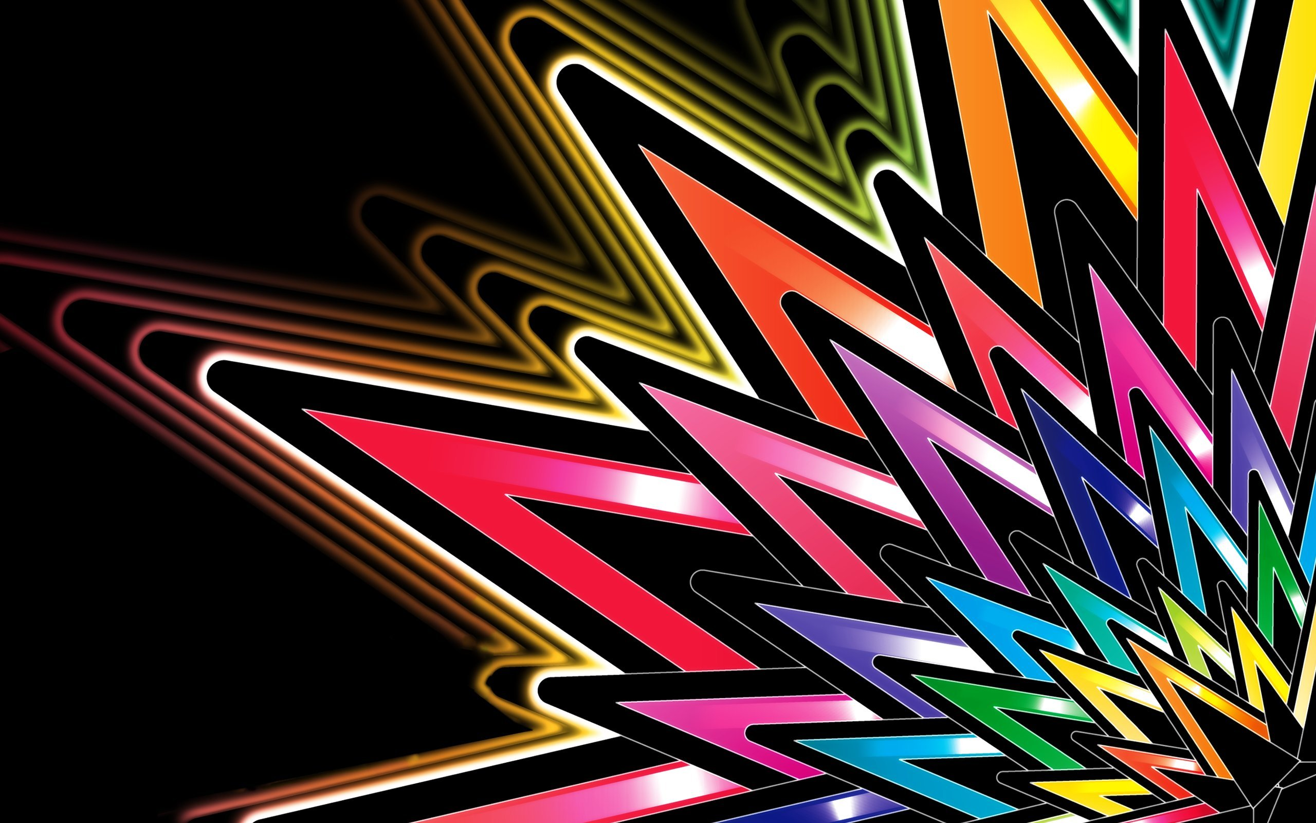 Colorful Cool Designs 2560x1600 Wallpaper Teahub Io