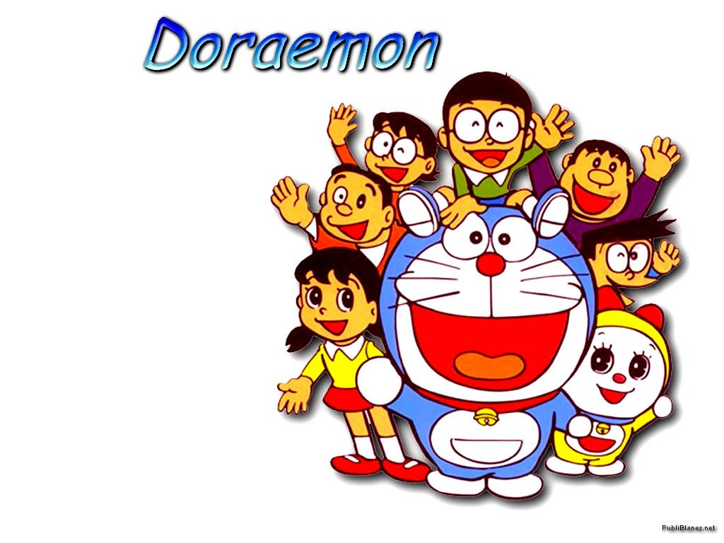 Doraemon Wallpaper For Desktop - Doraemon - HD Wallpaper
