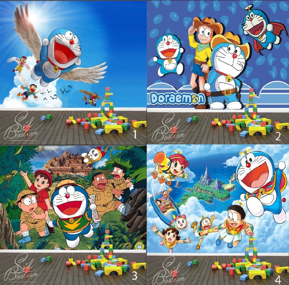 New Images Of Doraemon - HD Wallpaper