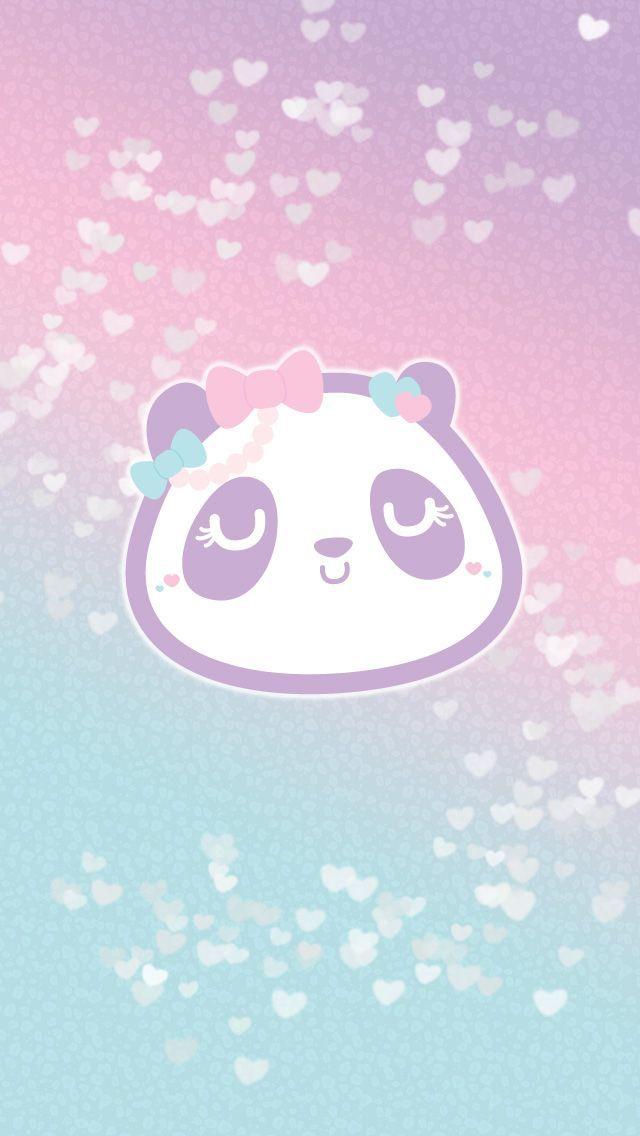 44 444842 wallpaper nuansa pink kawaii home screen cute