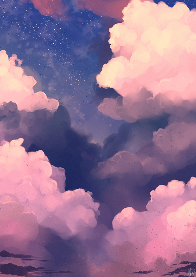 44 444923 clouds wallpaper and sky image aesthetic pink cloud
