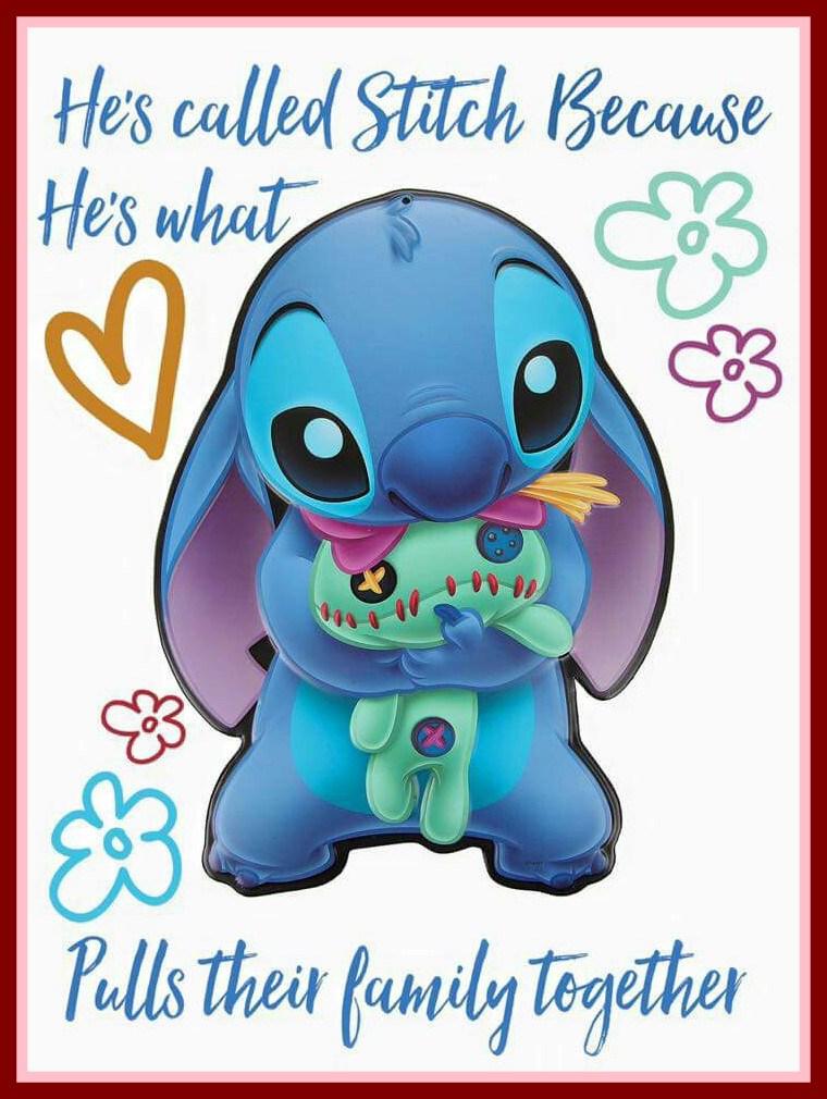 44 449340 wallpaper lucu untuk hp cute lilo and stitch