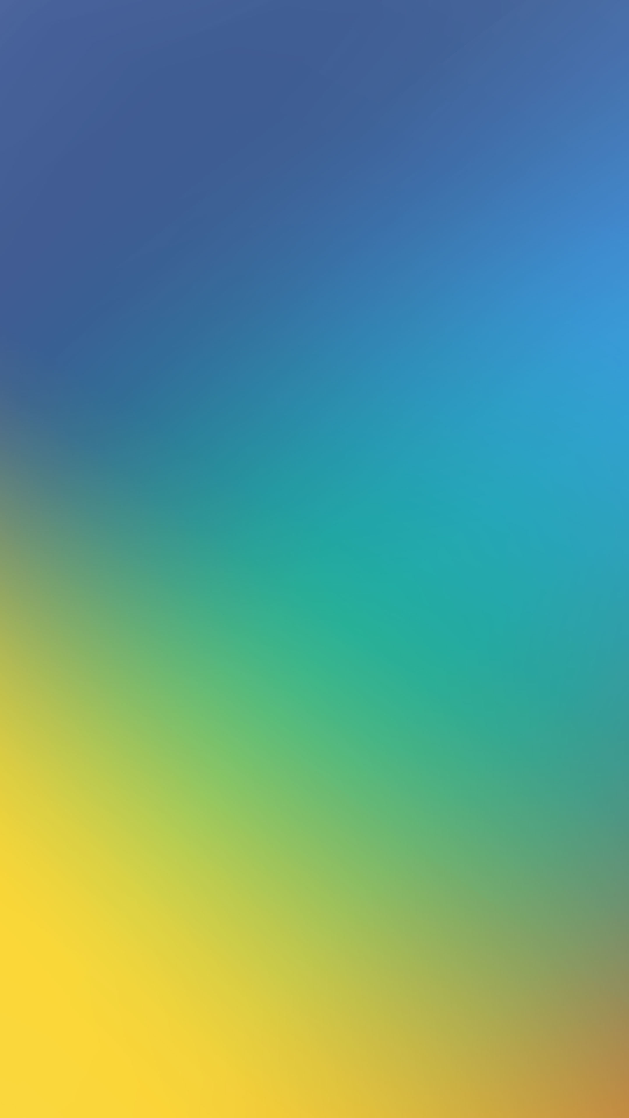45 453706 wallpaper gradient blue yellow abstract 4k data iphone