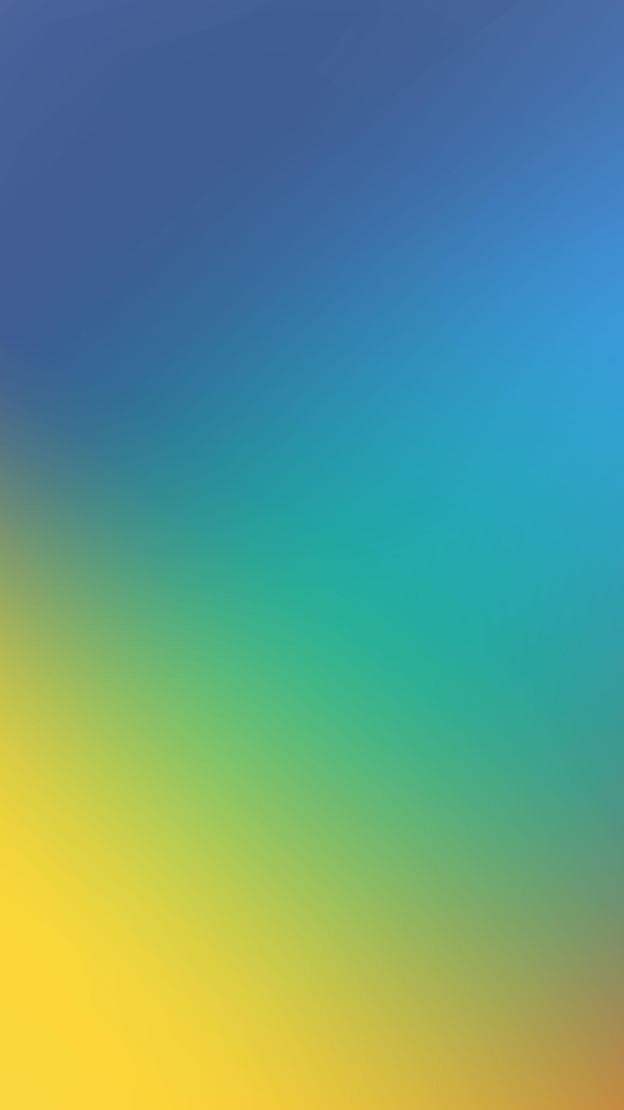 Wallpaper Gradient, Blue Yellow, Abstract, 4k   Data - Iphone Color Wallpaper 4k - HD Wallpaper