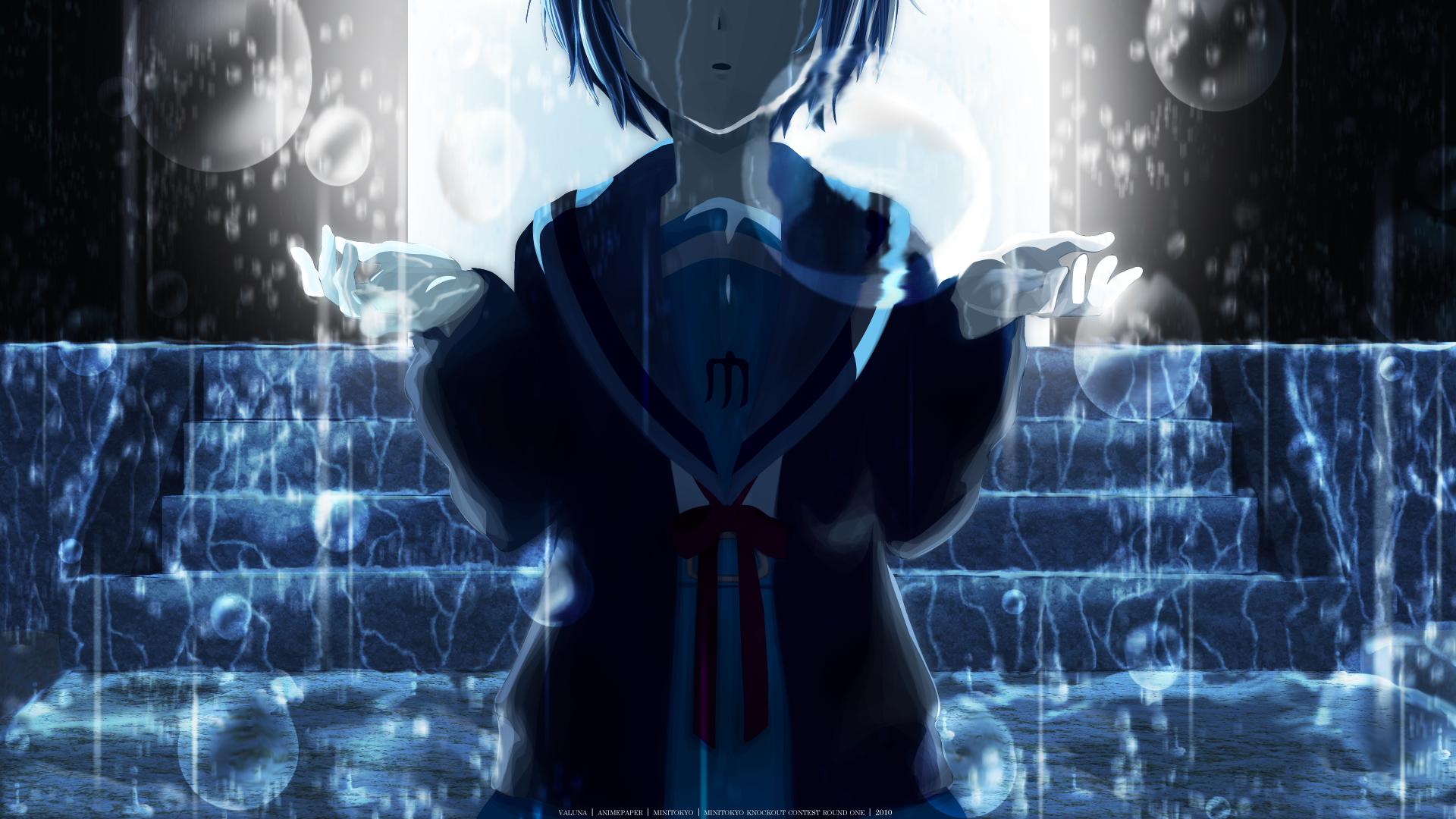Sad Anime Girl High Definition Wallpaper - Sad Anime Wallpaper Hd - HD Wallpaper