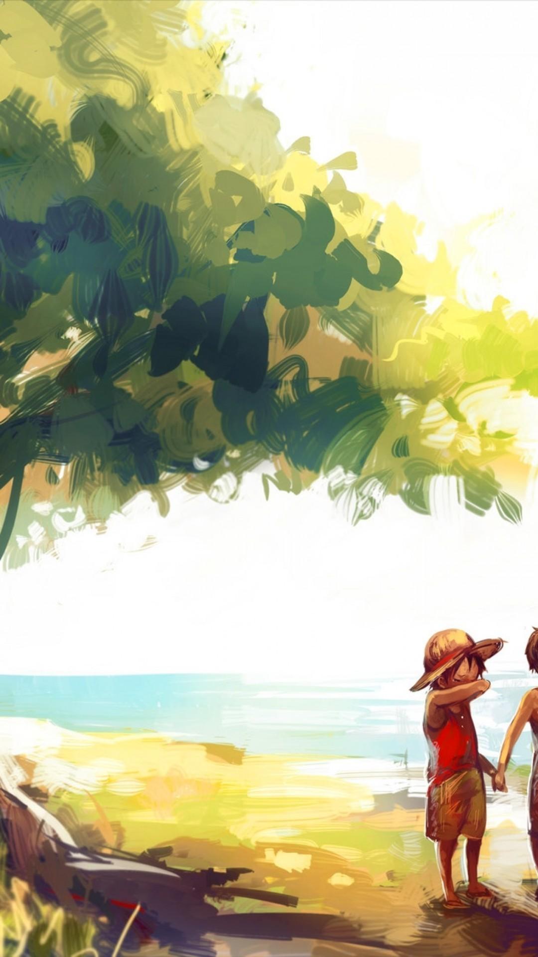 One Piece, Monkey D - Iphone Xr Wallpaper One Piece - HD Wallpaper