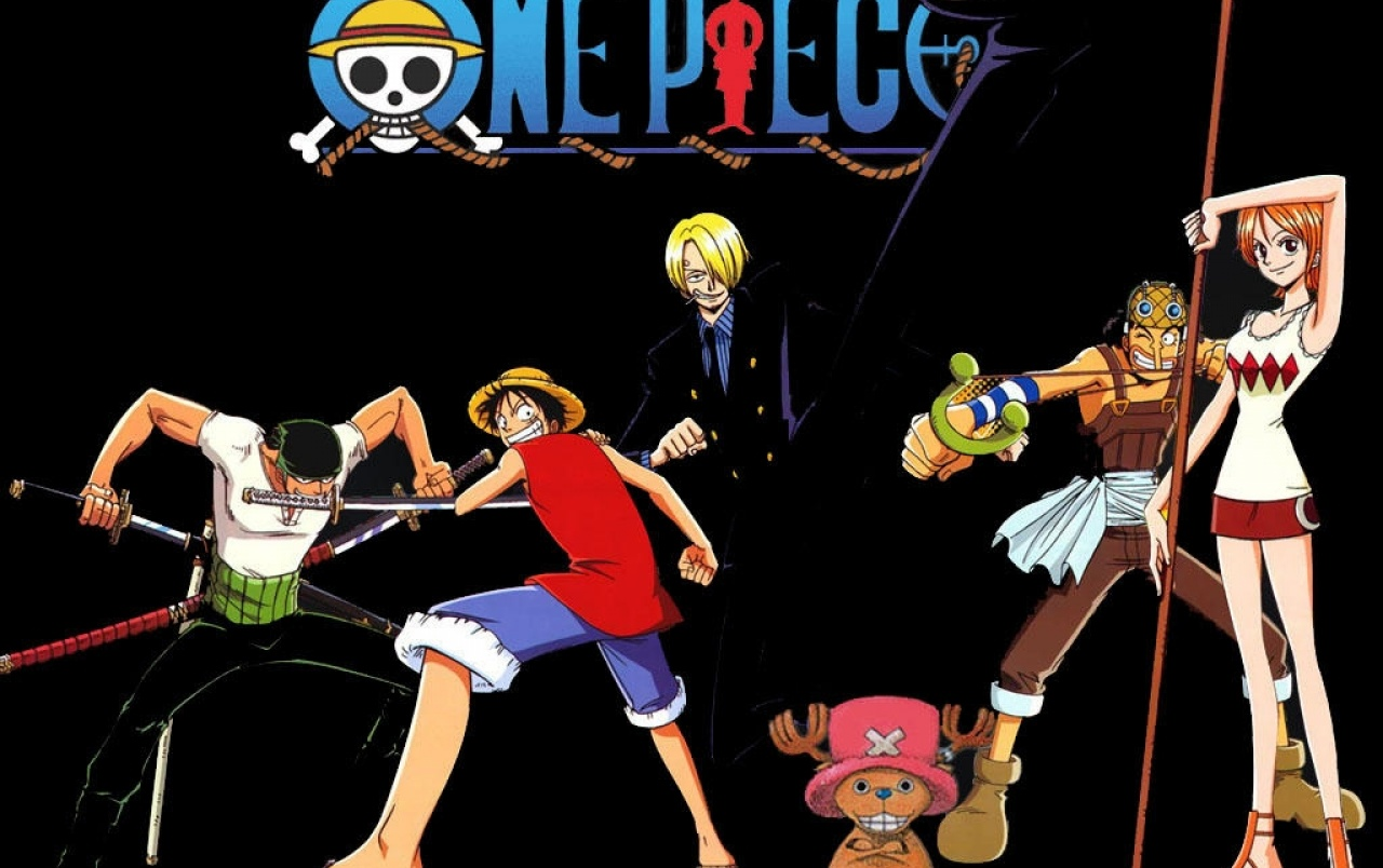 One Piece Wallpaper Wallpapers Gif One Piece Background 1280x804 Wallpaper Teahub Io