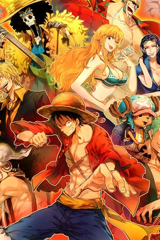 One Piece Wallpaper Iphone X - HD Wallpaper
