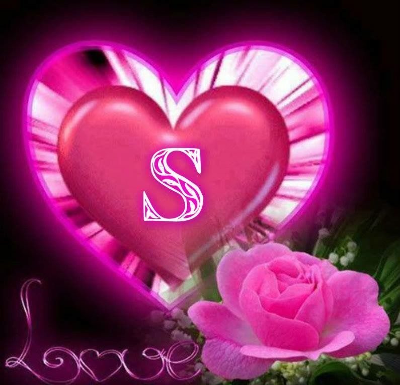 Love S Alphabet Dp - HD Wallpaper