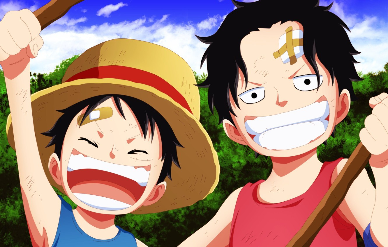 Photo Wallpaper Game, One Piece, Pirate, Hat, Anime, - One Piece - HD Wallpaper